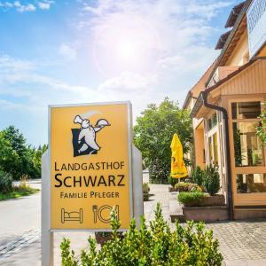 Hotelbilleder: Landgasthof Schwarz, Windsbach