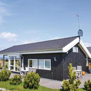 Hotel Pictures: Holiday home Lergraven Knebel XII, Knebel
