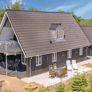 Hotel Pictures: Holiday home Rørkrogen Skjern V, Stavning