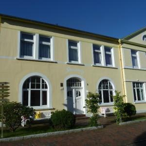 Hotelbilleder: Haus Strandburg, Wangerooge