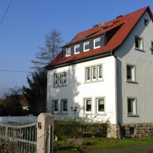 Hotelbilleder: Ferienwohnung Schwanenteichblick, Mühlhausen