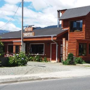 Фотографии отеля: Entre Montañas, Hornopiren