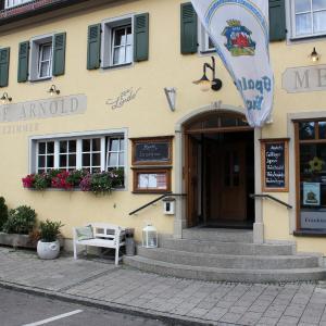 Hotelbilleder: Gasthof-Hotel Arnold, Gunzenhausen