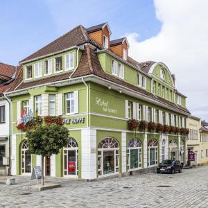 Hotel Pictures: Hotel am Markt, Neustadt bei Coburg