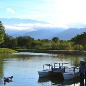 Hotelbilleder: Chawasi Cabañas, Campo Quijano
