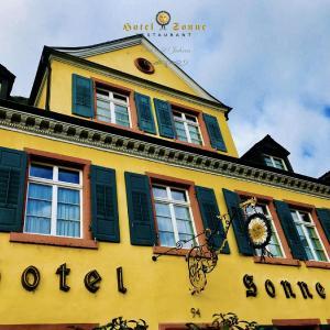 Hotelbilleder: Hotel Sonne, Offenburg