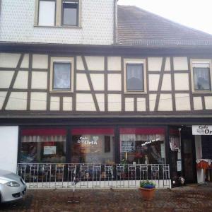 Hotelbilleder: MI_Ferienwohnung Cafe Orth, Michelstadt