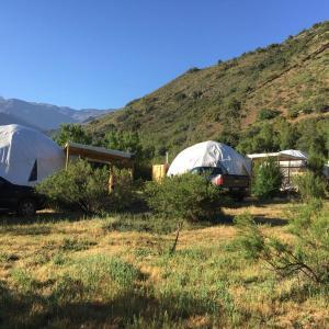 Фотографии отеля: Domos del Maipo Camp, San José de Maipo