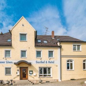 Hotelbilleder: Hotel Gasthof Goldener Löwe, Günzburg