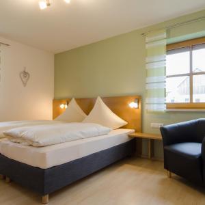 Hotelbilleder: Panorama Ferienwohnungen Thiem, Waischenfeld