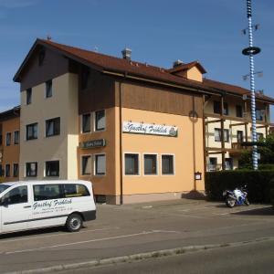 Hotelbilleder: Gasthof Fröhlich, Langenbruck