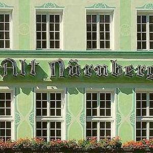 ホテル写真: Hotel Alt Nürnberg, ハンブルク