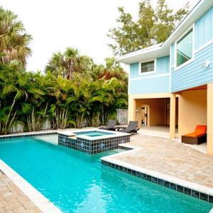 Foto Hotel: Beachy Blue, Holmes Beach