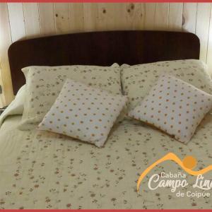 Фотографии отеля: Cabaña Campo Lindo de Coipúe, Вильяррика