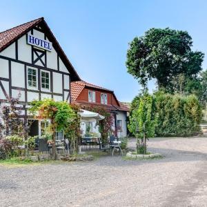 Hotelbilleder: Übernachten in alter Heuscheune, Breitenworbis