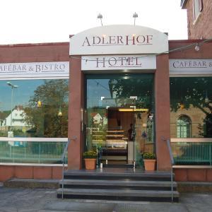 Hotelbilleder: Hotel Adlerhof, Tauberbischofsheim