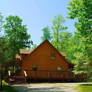 Zdjęcia hotelu: Luvin Logs Lodge Cabin, Sevierville