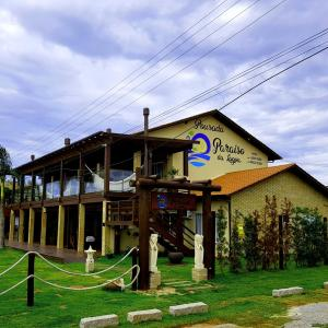 Hotel Pictures: POUSADA PARAÍSO DA LAGOA, Barra de Ibiraquera