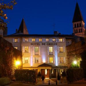 Hotel Pictures: Hôtel De Greuze, Tournus