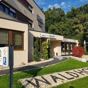 Hotelbilleder: Waldhotel Sindelfingen am Eichholz, Sindelfingen