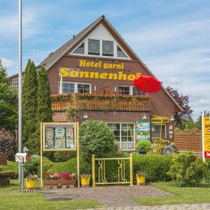 Hotelbilleder: Hotel garni Sonnenhof, Damnatz