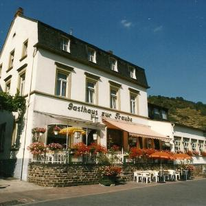 Hotelbilleder: Gasthaus Zur Traube, Hatzenport
