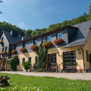 Hotelbilleder: Flair-Waldhotel Mellestollen, Saalfeld