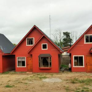 Фотографии отеля: Cabañas Casa de Piedra, Llanquihue
