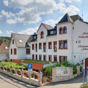 Hotelbilleder: Hotel Naheschlößchen, Bad Münster am Stein-Ebernburg