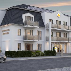 Hotel Pictures: Land-gut-Hotel Aparthotel Bernstein, Büsum
