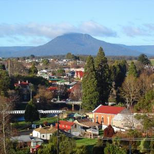 Hotelbilleder: Bowerbank Mill B&B, Deloraine