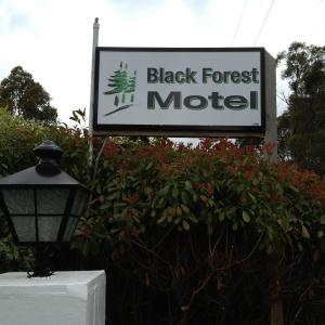 Foto Hotel: Black Forest Motel, Macedon