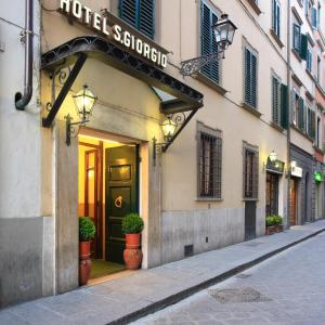 Hotelbilleder: Hotel S.Giorgio & Olimpic, Firenze