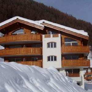 Φωτογραφίες: Apartment Evelyne, Saas-Fee