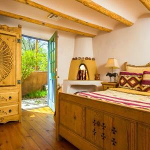 酒店图片: Mariposa Old Santa Fe Charm, 圣达菲