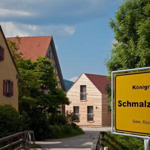 Hotelbilleder: Erlebnis-Käse-Wohlfühl-Hof, Röckingen