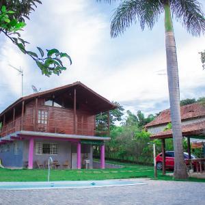 Hotel Pictures: Casinha de Chocolate - Chácara, Araçoiaba da Serra