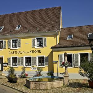 Hotelbilleder: Krone Britzingen, Müllheim