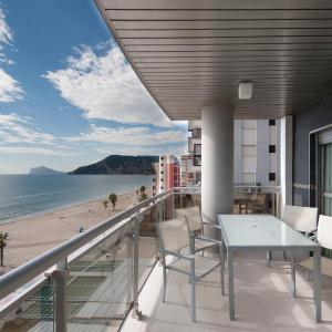 Hotelbilleder: Apartamentos Vista Bella, Calpe