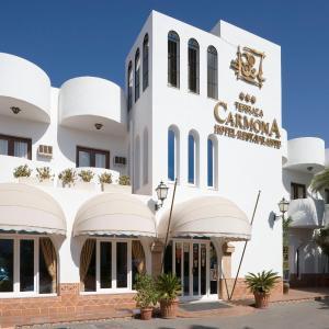 Hotel Pictures: Hotel Terraza Carmona, Vera