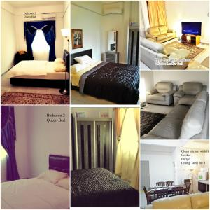 Hotellikuvia: Beautiful Two Bedroom Converted Flat. BSB, Kampong Beribi