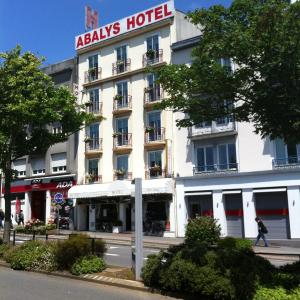 Hotel Pictures: Abalys Hotel, Brest