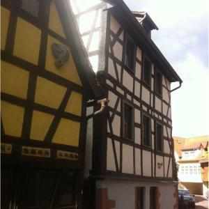 Hotelbilleder: Ferienhaus Gloecknerhaus, Michelstadt