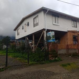 Фотографии отеля: Hostal y Cabañas Ventisquero, Puerto Puyuhuapi