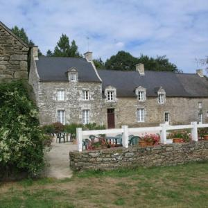 Hotel Pictures: Manoir de Tregu, La Vraie-Croix