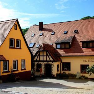 Hotelbilleder: Gasthof Alte Schreinerei, Rothenburg ob der Tauber