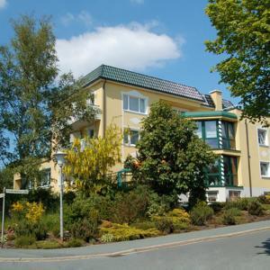 Hotelbilleder: Hotel Haus Birken, Bad Steben