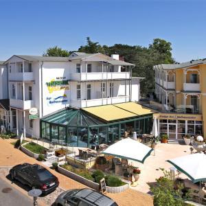 Hotel Pictures: AKZENT Waldhotel Rügen, Göhren