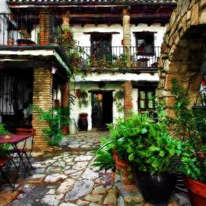 Hotel Pictures: Posada La Casa Grande, Jimena de la Frontera