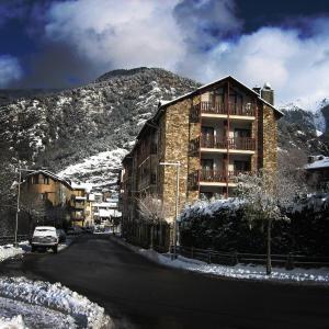 Hotellikuvia: Hotel La Planada, Ordino